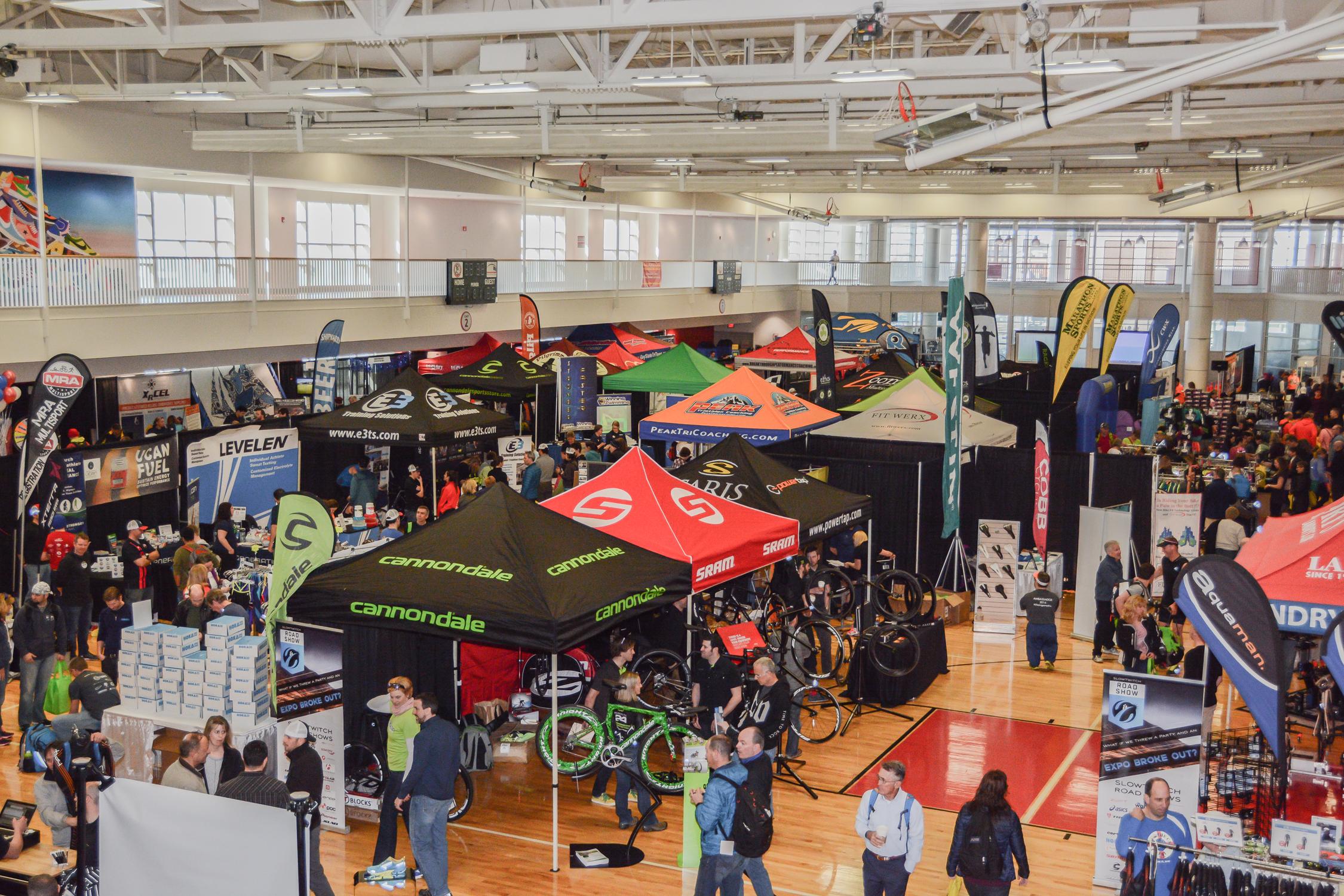 2016 Race-Mania Expo in Boston