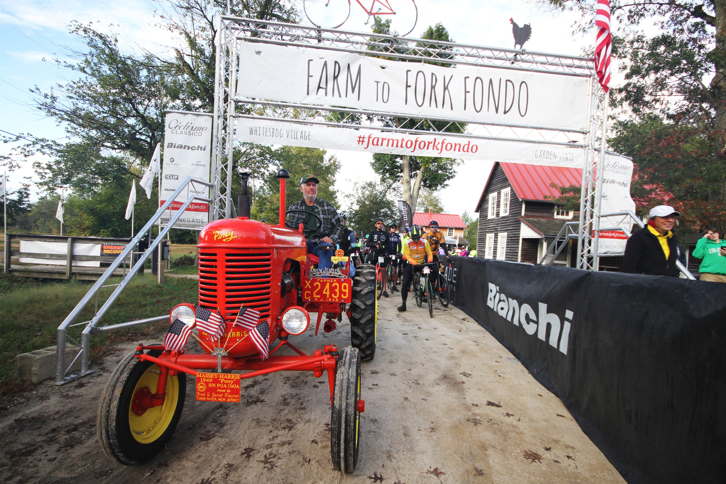 Farm to Fork Fondo 2018