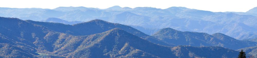 Blue Ridge Mountain Asheville NC