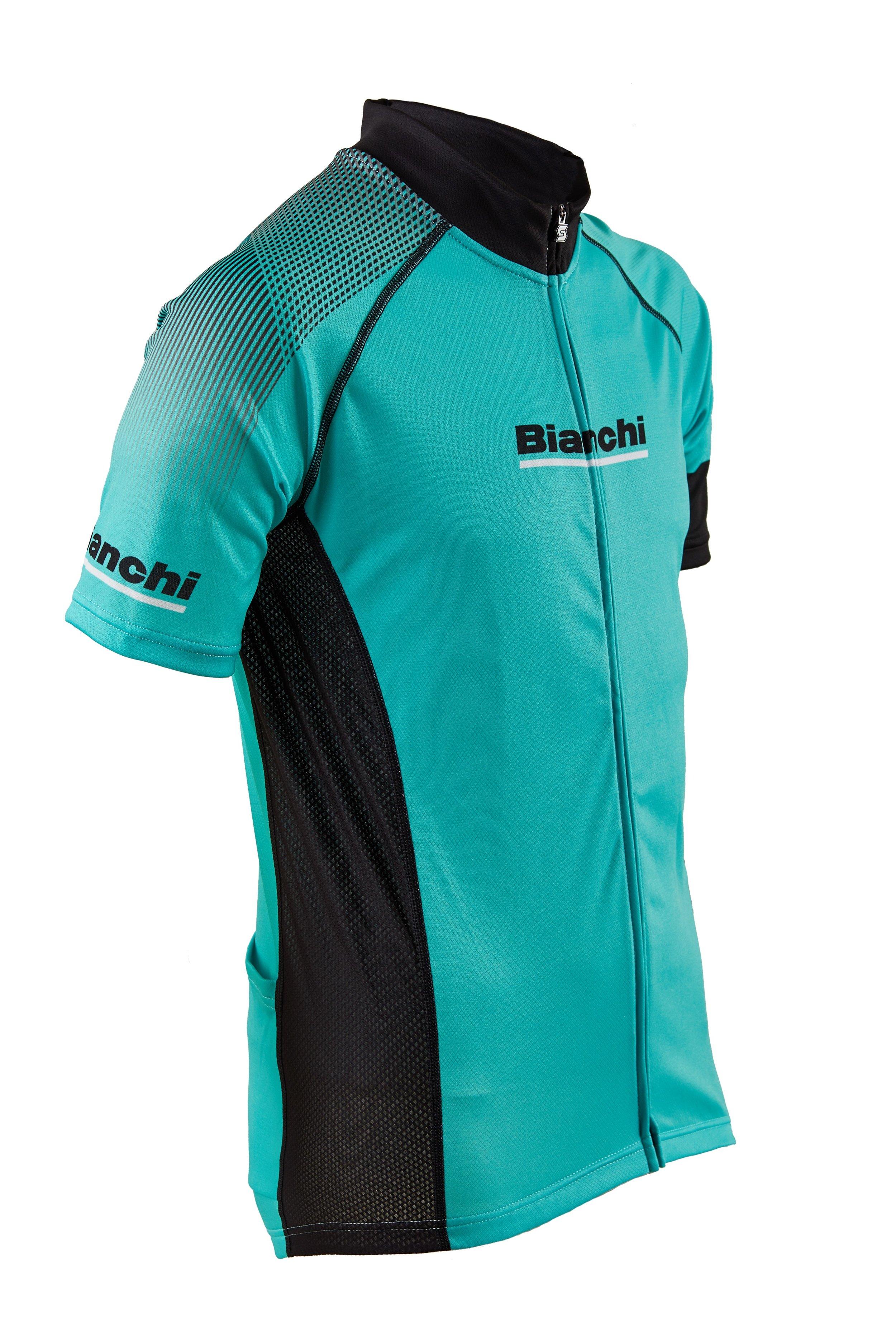 Cycling Bianchi Small Tote Bag