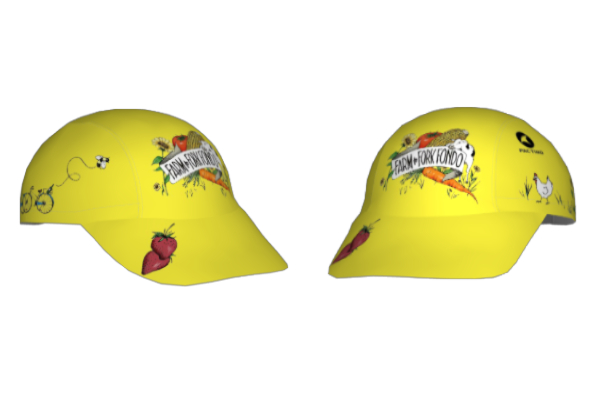 Farm to Fork Fondo Hat