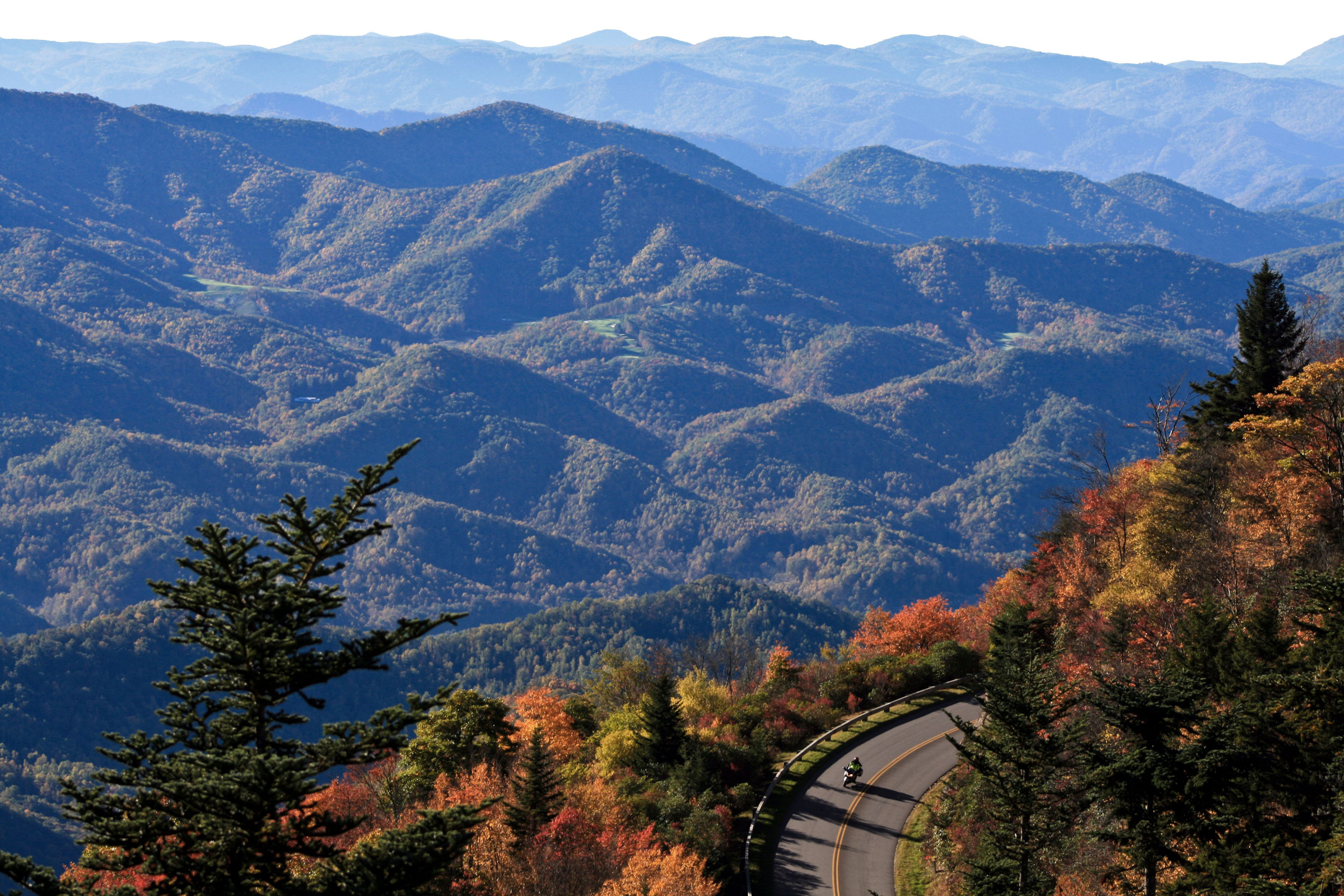 Asheville Fall_Motorcyclist on BRP.jpg