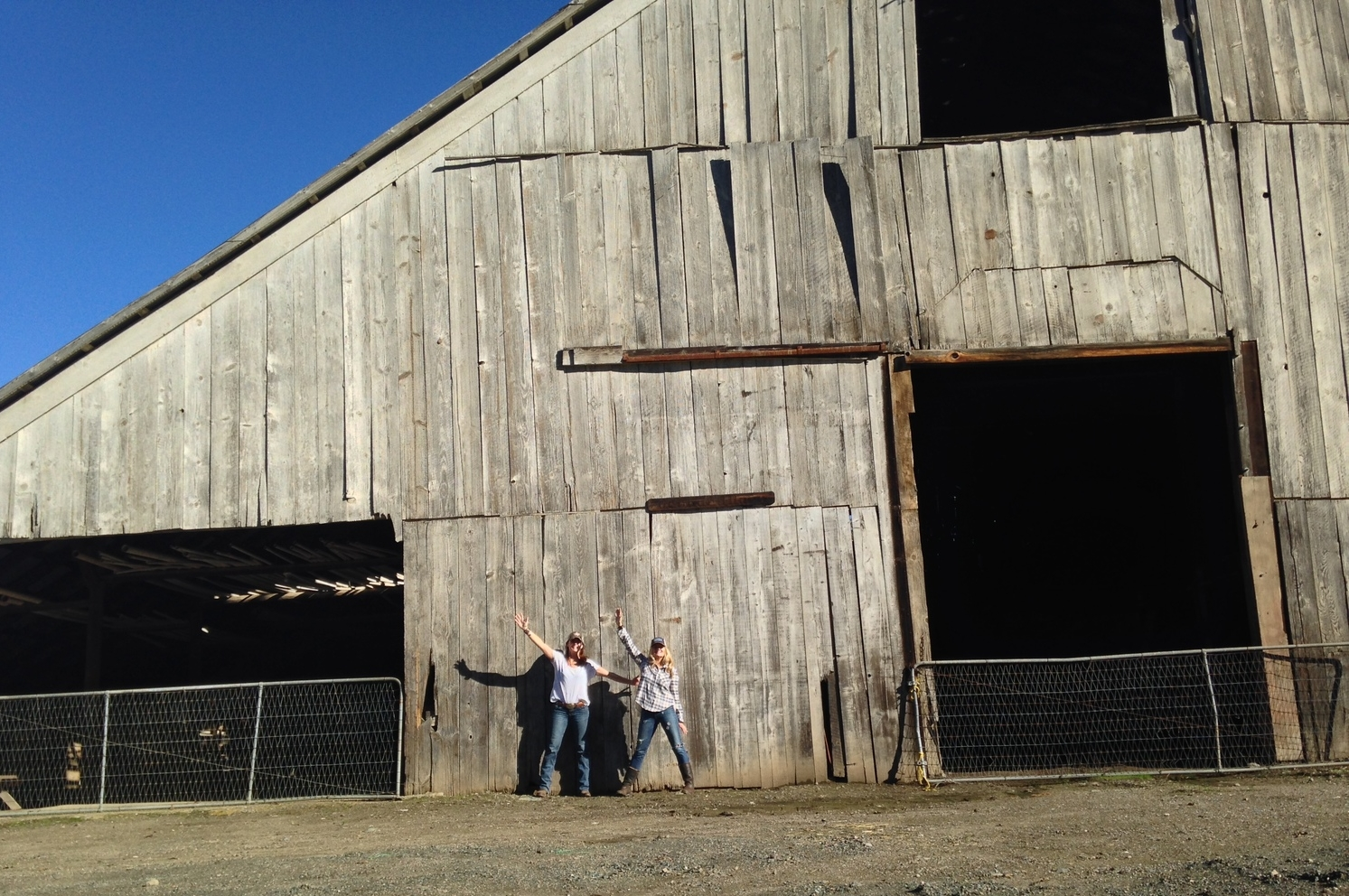 Gephardt Barn at Langtry Farms