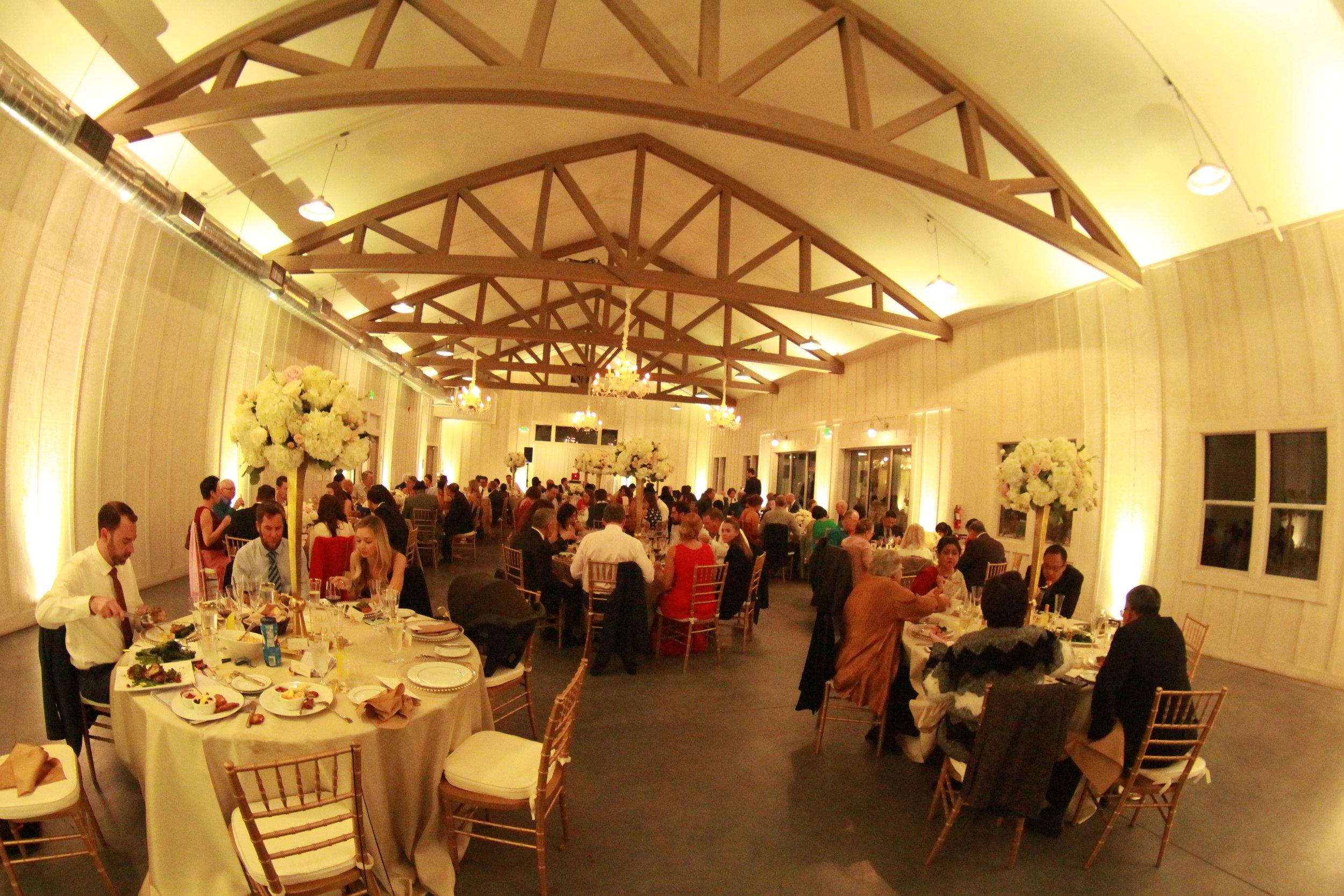 Wedding at the Barn at Tyge Williams