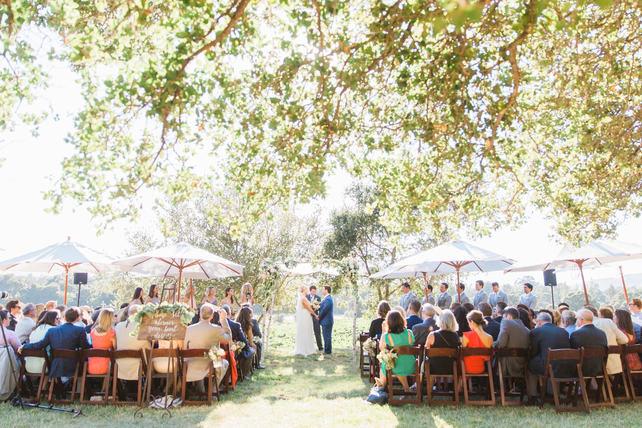 Gundlach Bundschu Sonoma Wedding