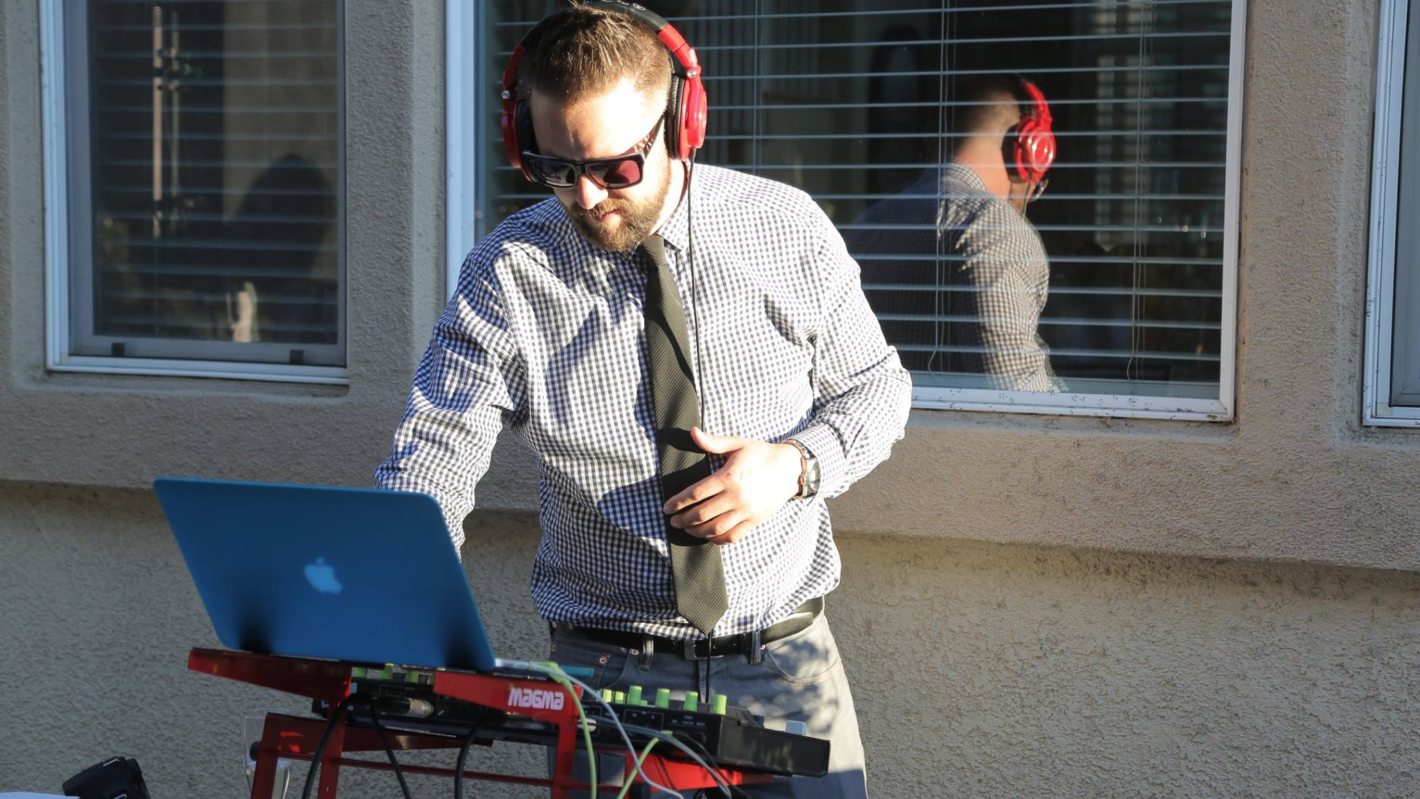 Corporate DJ Services