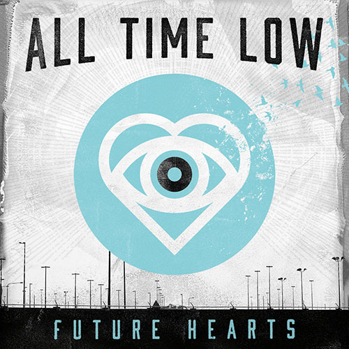 "All Time Low -  Future Hearts     An album that surpassed everyone's expectations, All Time Low's newest effort finds a pretty good balance between their poppiest inclinations and the pop punk that reigned on their previous album,  Don't Panic! . If "" Missing You "" doesn't end up on the radio within the next month, it will only be because "" Runaways "" beat it out."