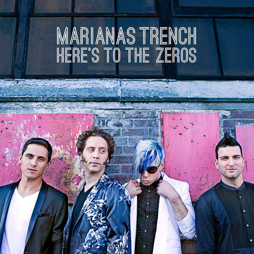 Most anticipated:  Marianas Trench -  Astoria    Marianas Trench released my favorite album of 2014 in 2011,  Ever After . Though their follow up, Astoria, was supposed to be out last winter and then this spring. The band continued to work on it through all of the rumored release dates and now it has a tentative date of this fall. Though there is no single released yet, the band has been playing new material live, and the harmonies in  Who Do You Love  have me very excited.