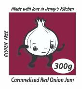 caramelised red onion jam