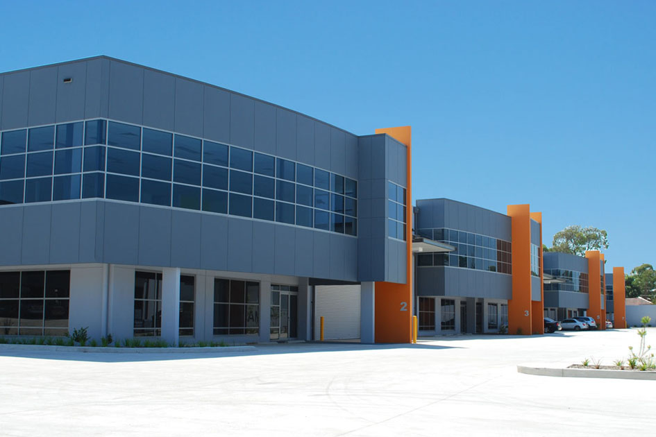 WAREHOUSES + OFFICES, CONDELL PARK