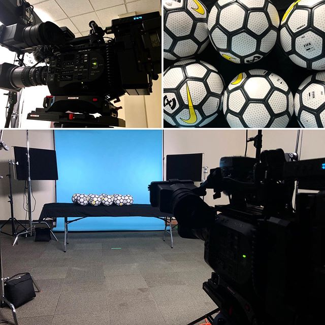 Shooting today for All Nations Sports Academy. An organization that does great work with refugees and under-privileged kids in Houston, Chicago and several different countries. #soccer #sports #refugees #nonprofit #houston #chicago #brazil #nike #productioncompany #brandingironmedia #behindthescenes #sonyfs7 #houstonfilmcrew