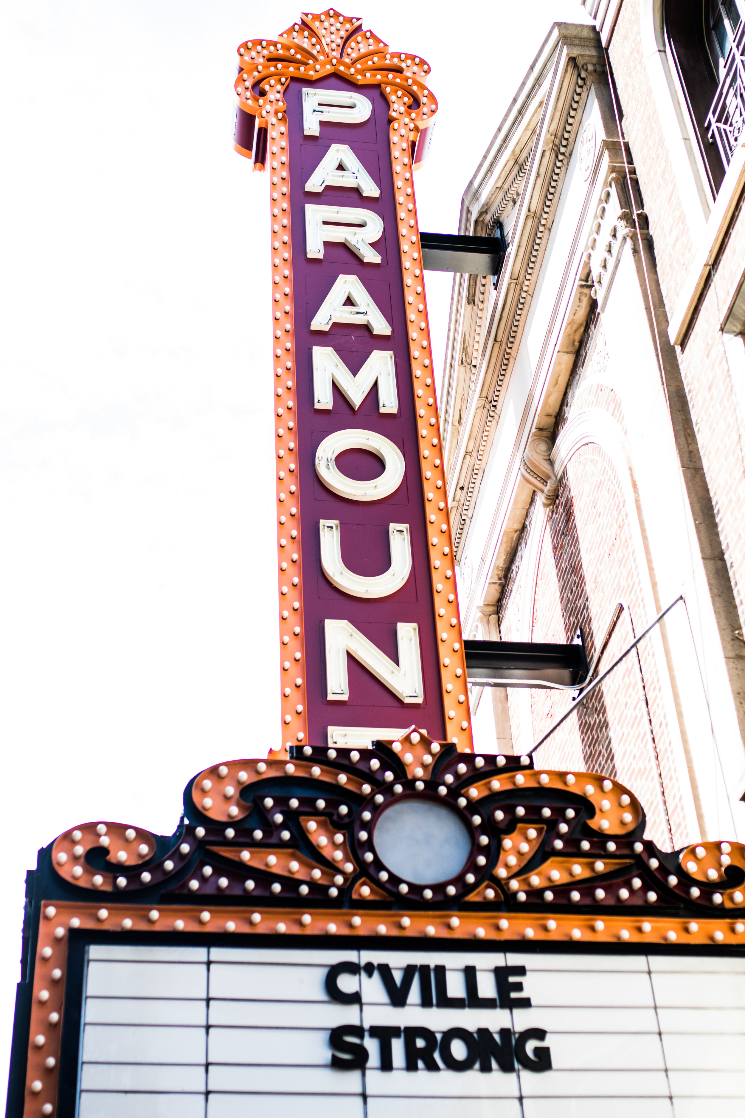 Heather Heyer's memorial service was at Paramount Theatre - just one block from where she died.