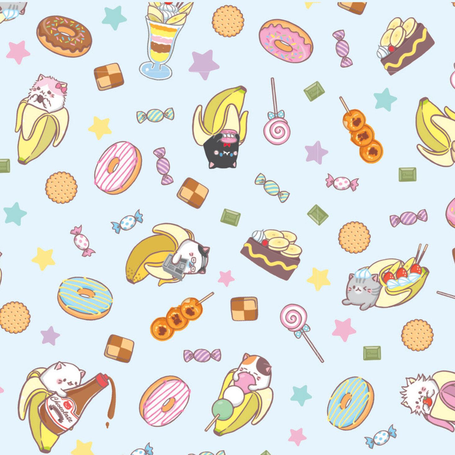 Bananya+Pattern_Blue.jpg