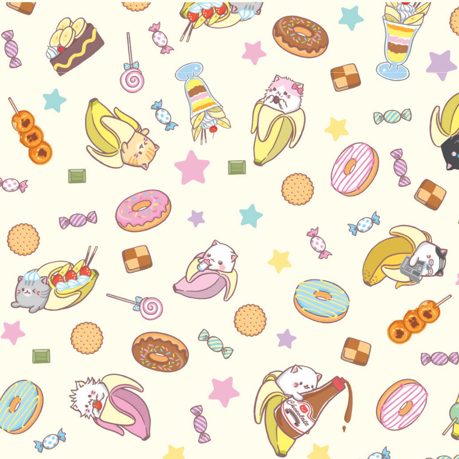 Bananya+Pattern_Cream.jpg