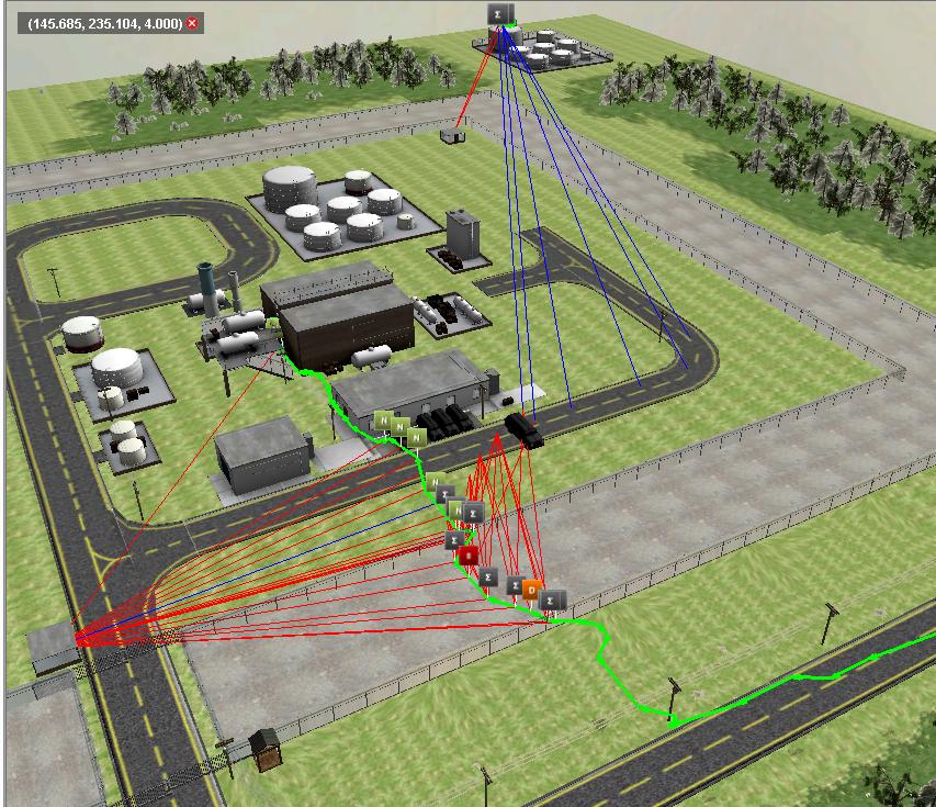 AVERT Modeling and Simulation