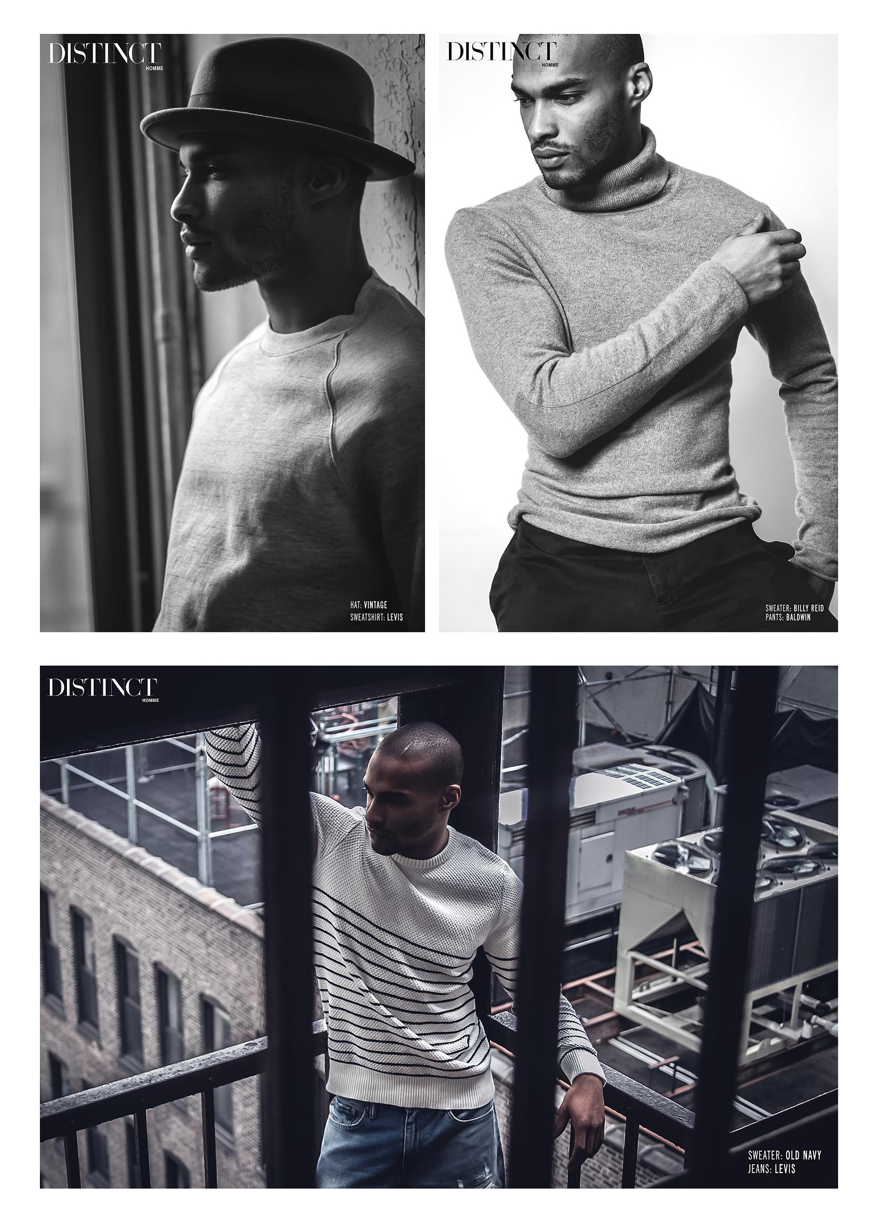 Distinct Homme Magazine