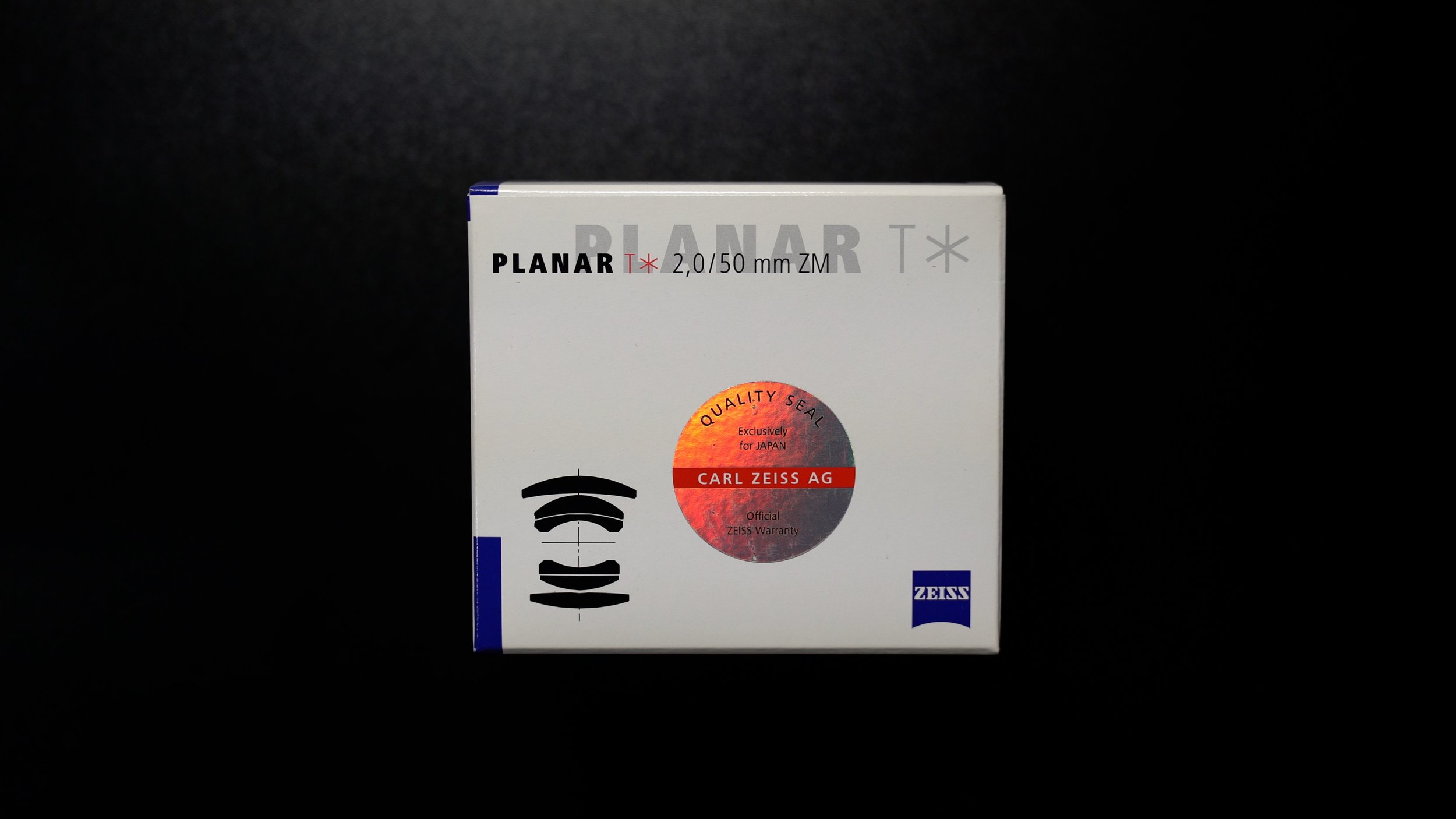 Zeiss Planar T* 50mm f/2 ZM — Hai Hoang Tran