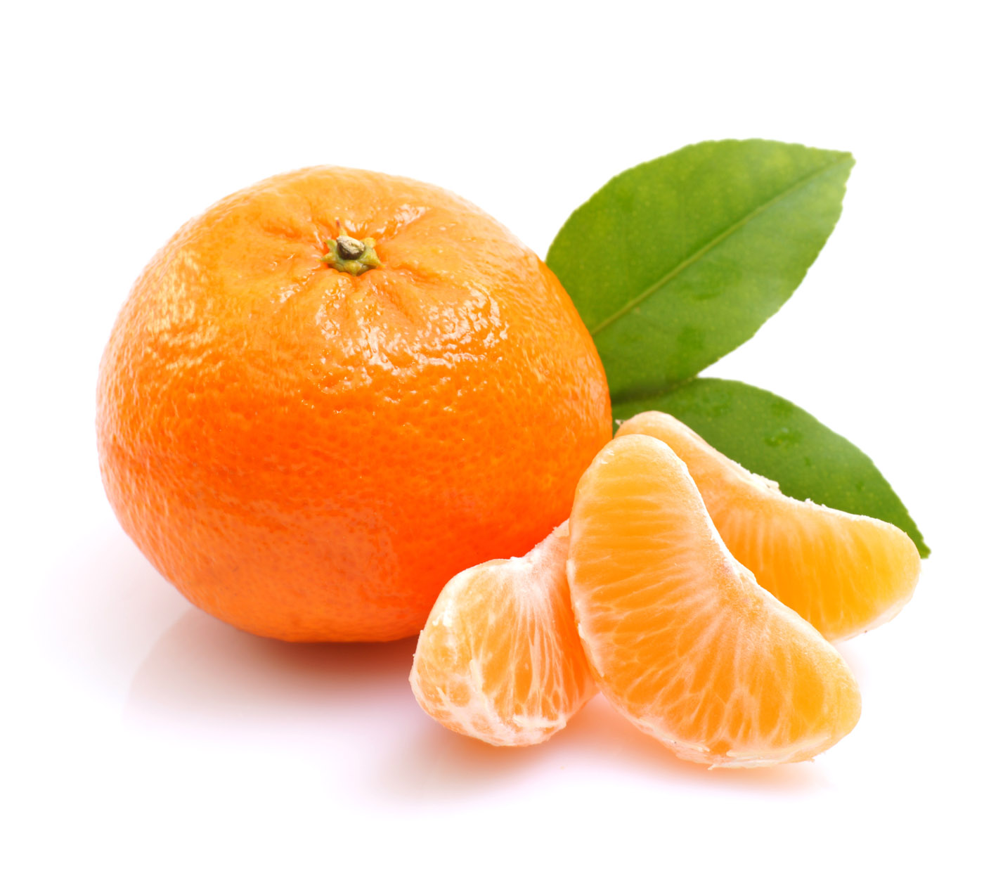 Citrus is astringent, which makes it great for breaking up the mucus in the body, and flushing it out.