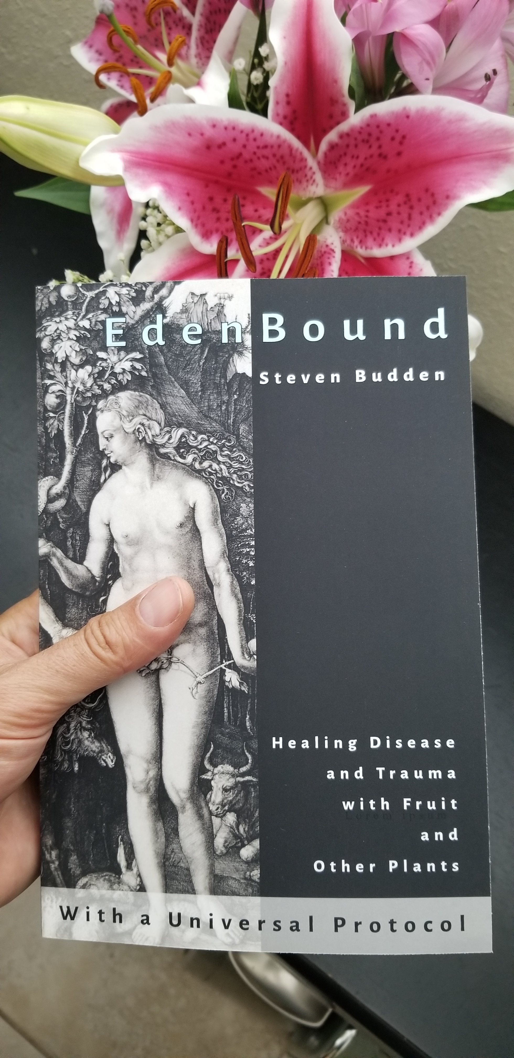 Edenbound: Healing Disease and Trauma with Fruit and other Plants