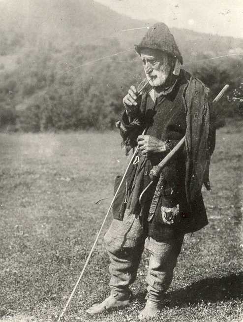 This Abakhazian man was 127 years old when this picture was taken.