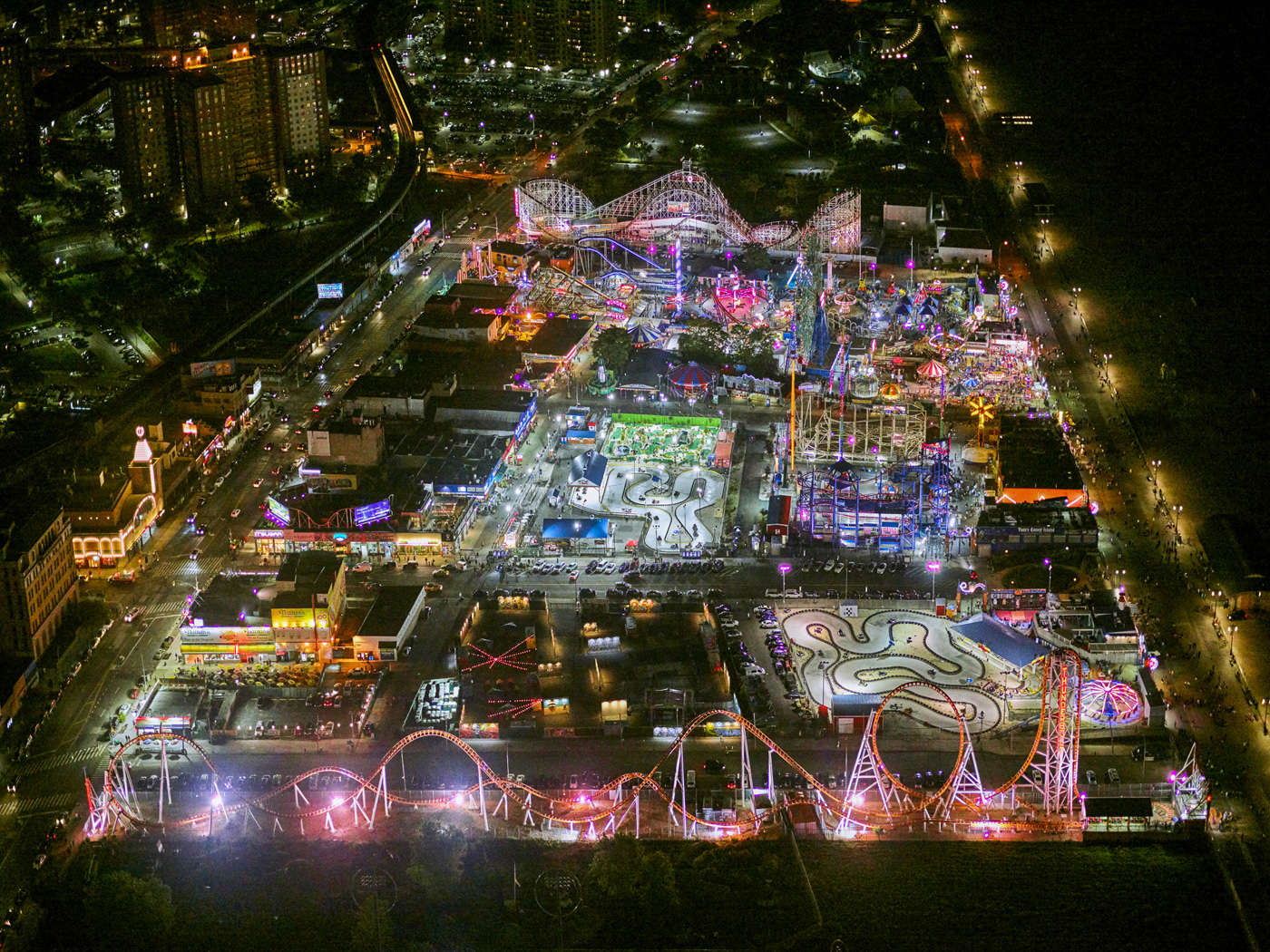 Coney Island Overview