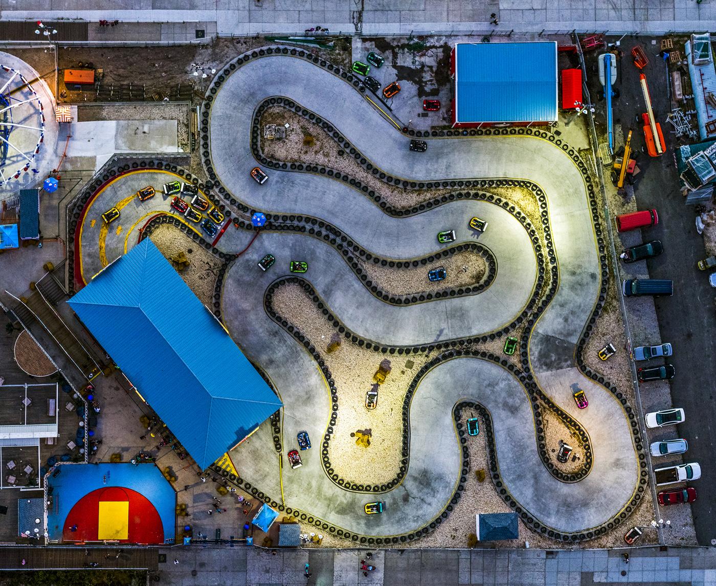 Coney Island Race Track