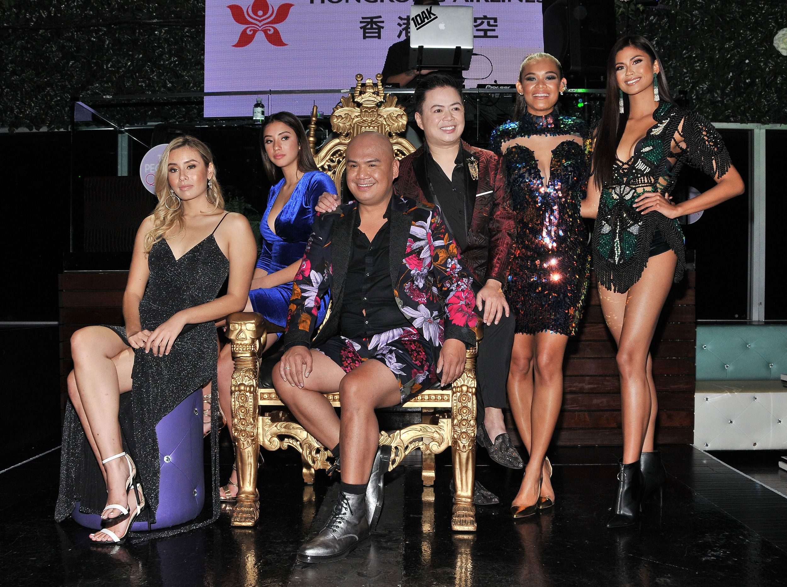 The People's Queen Launch Party at Penthouse West Hollywood