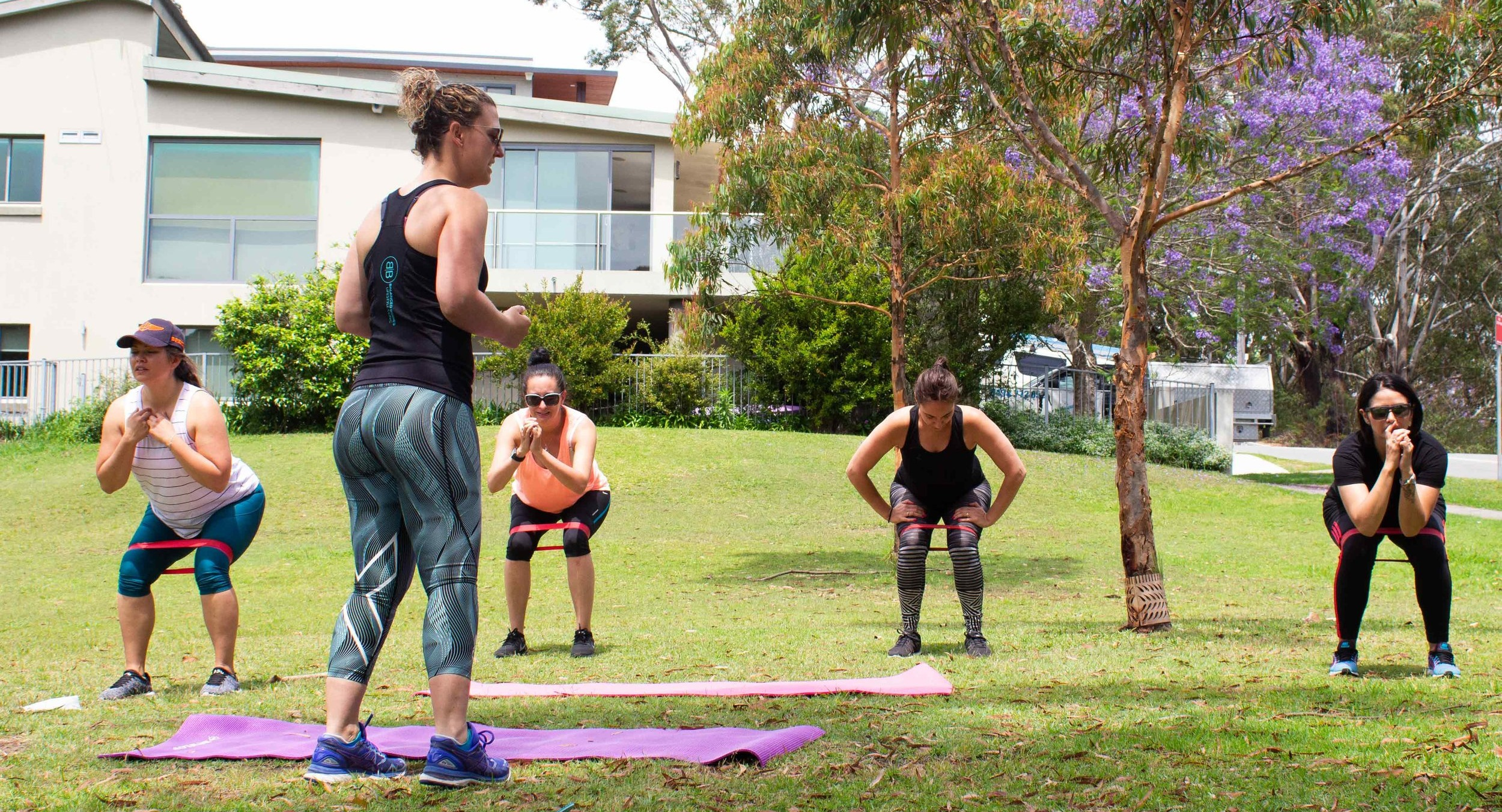 Strong Mums Cremorne Class