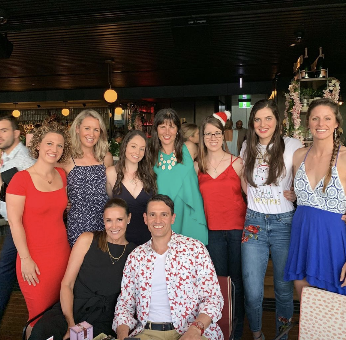 Balanced Bodies Lifestyle Clinic Christmas Party 2018