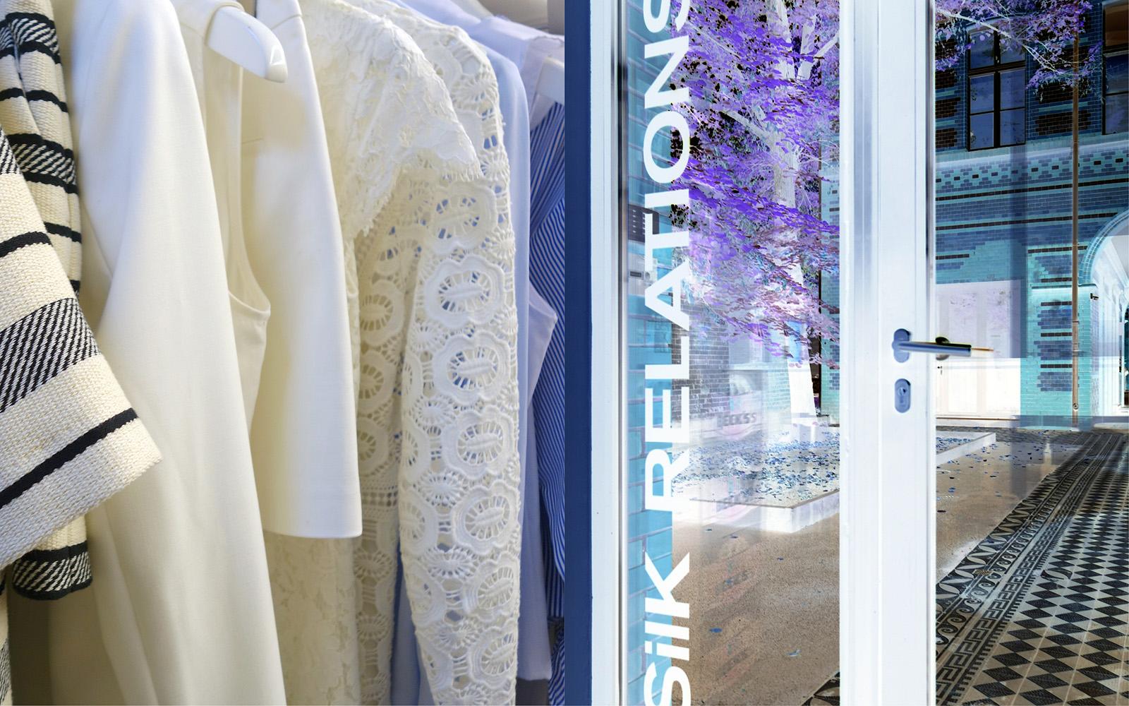 Silk Relations PR Showroom Berlin