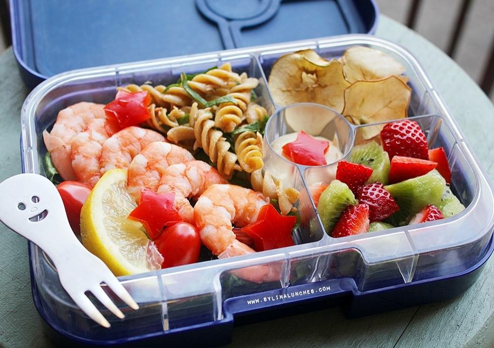 The Yumbox Panino by Sylina Lunches