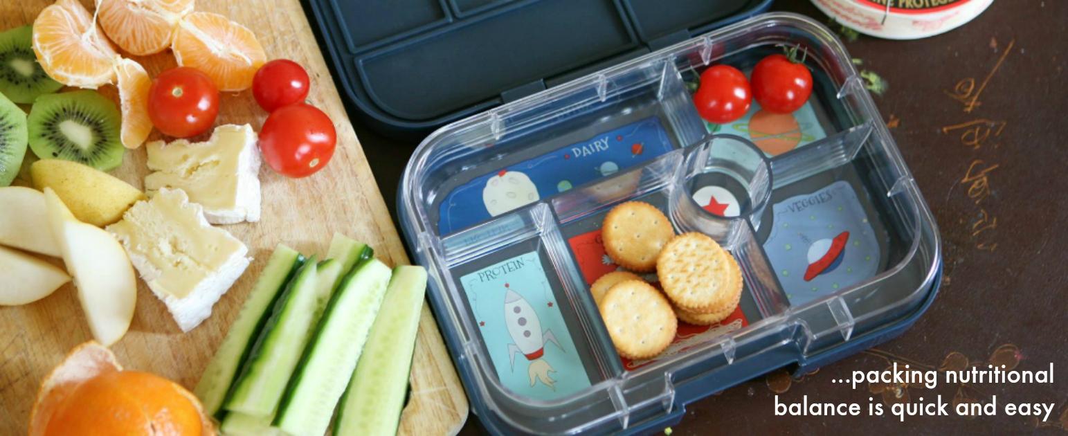 YUMBOX OFFERS NUTRITIONSL BALANCE