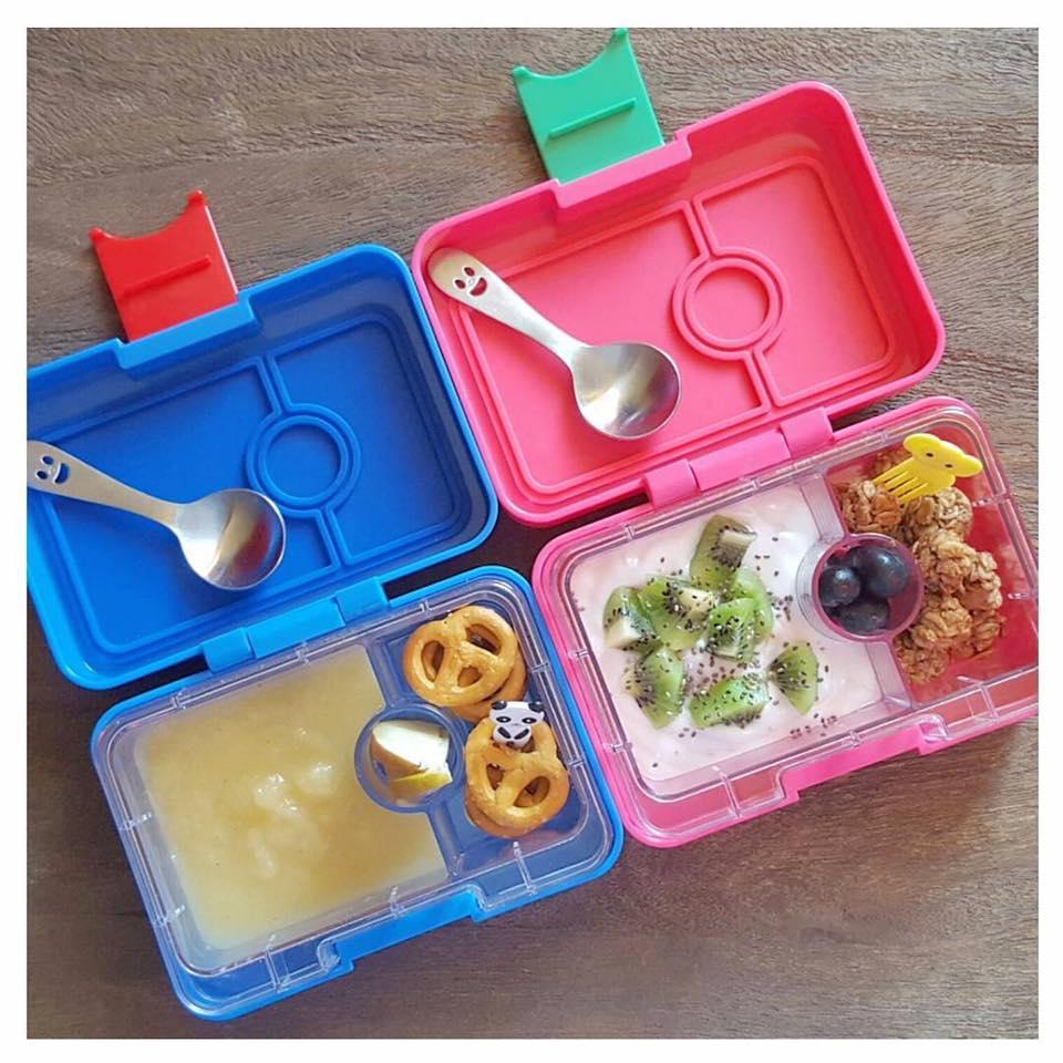 Yumbox Mini Snack - pack liquids