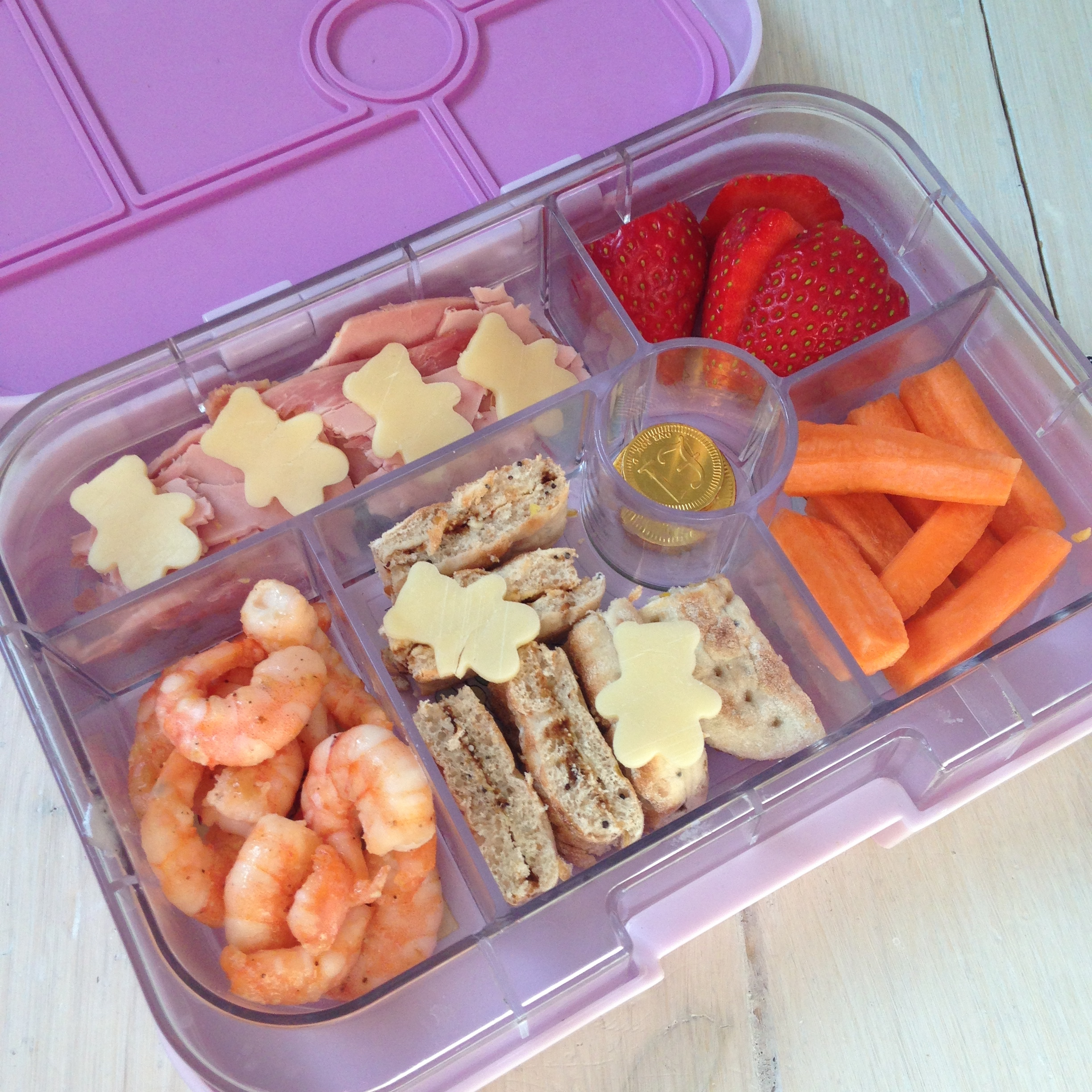 Yumbox Classic in Bahamas Pink