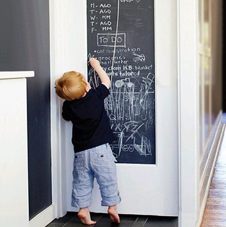 Chalkboard decal