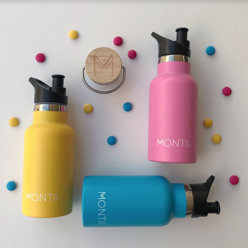 Mini Montii water bottle (icy cold for 24 hours)