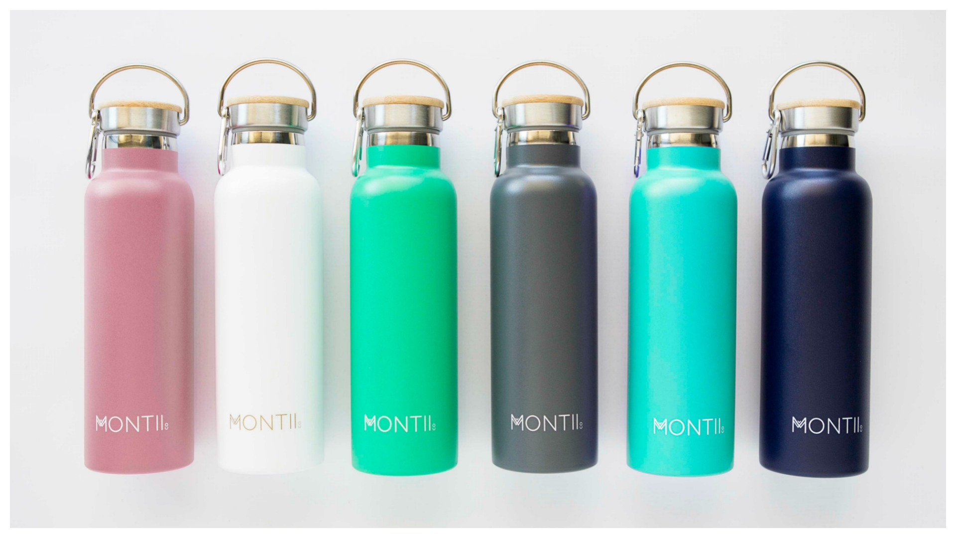Montii Thermos Water Bottles