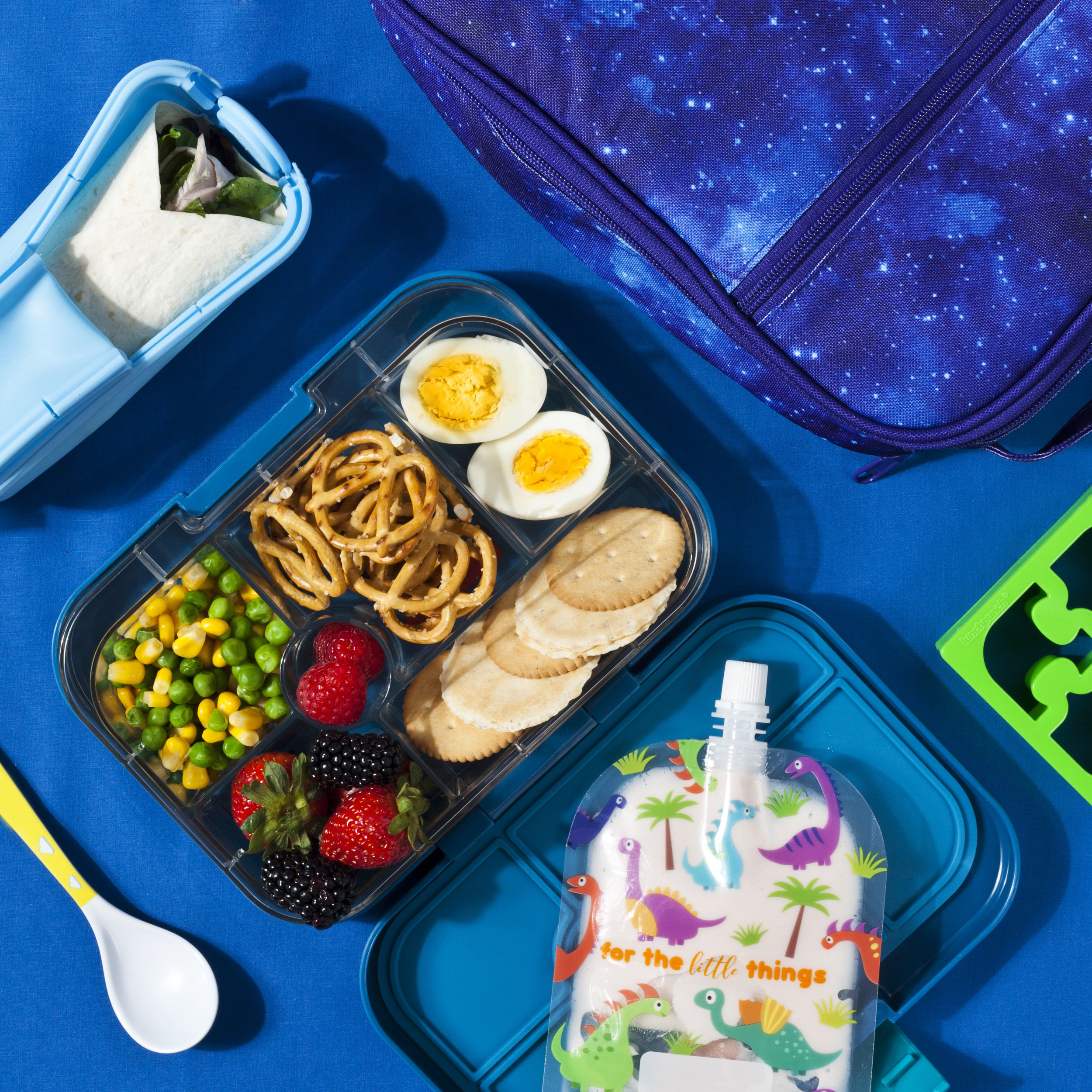 Yumbox Classic with Montii Lunchbag