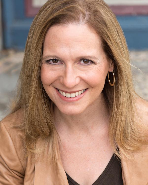 Kat Koppett, author of  Training to Imagine