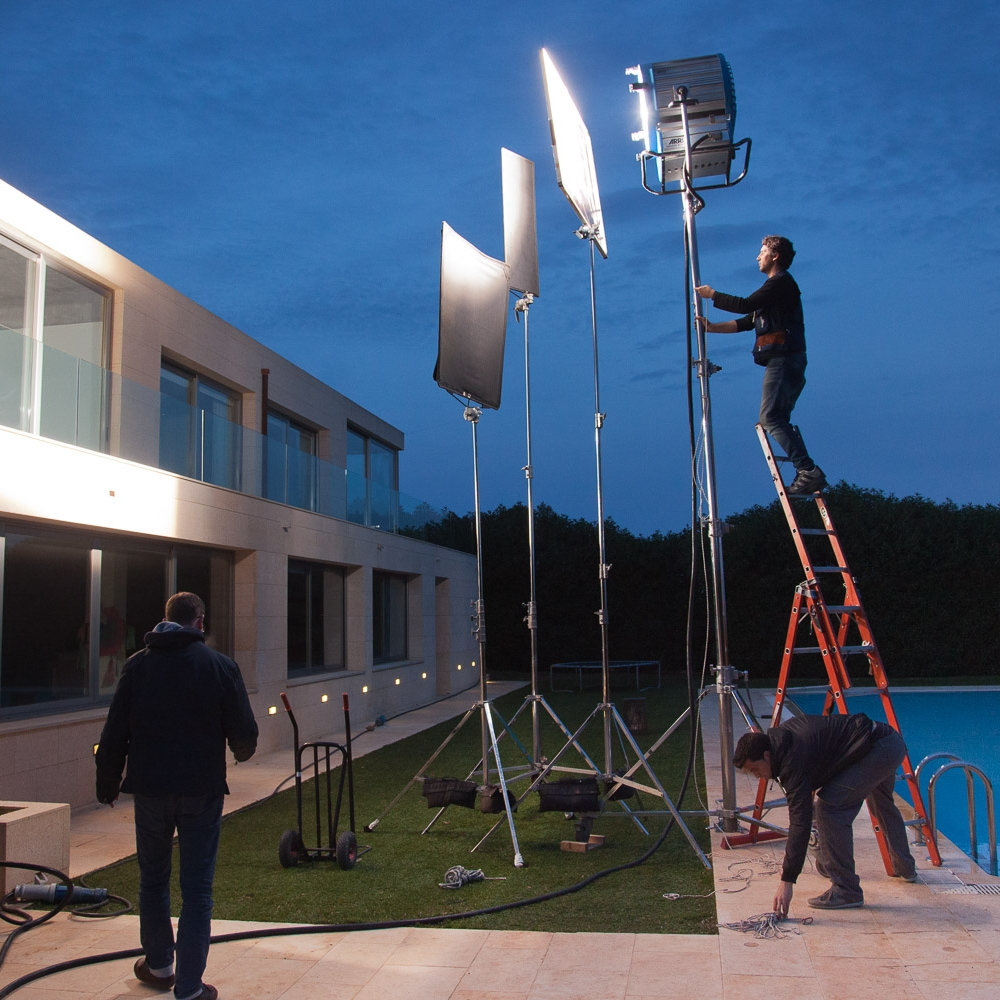 'Making of' - Behind the Scenes