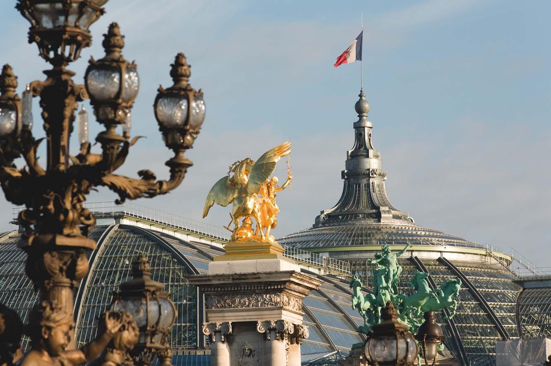 Paris — The Sky's the limit    Contact us