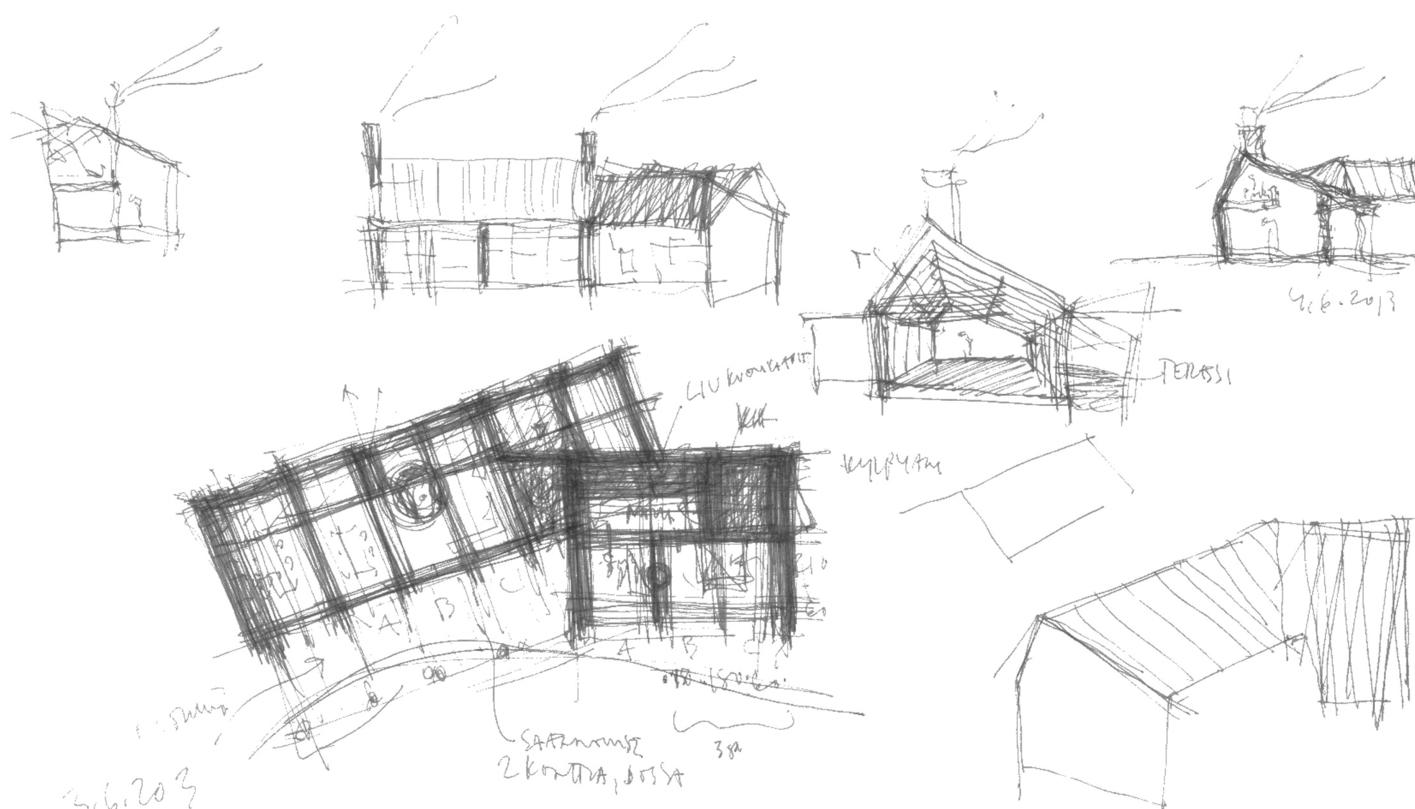 poema arkkitehtuuri loma-asunto
