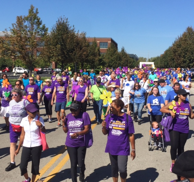 More than 600 communities nationwide participate in the event to raise awareness and funds for Alzheimer's care, support, and research. Thank-you to the participants and donors who supported Team COG. In all we had 29 participants and raised $3,465!
