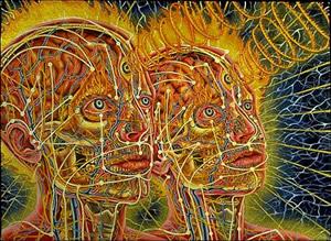 Representación de la complejidad energética del ser humano. Gentileza de: www.coimbatoresexologist.com
