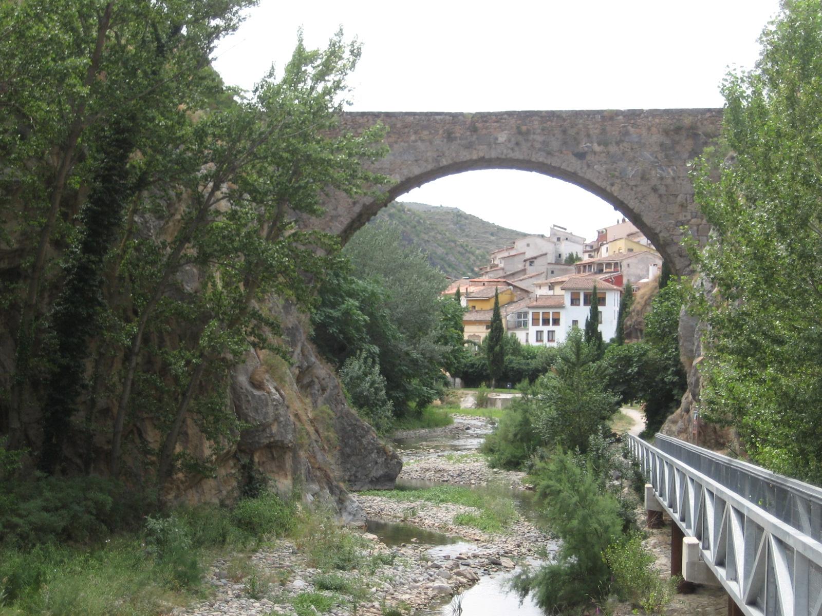 Puente de Arnedillo  Copyright 2016 M. Benito