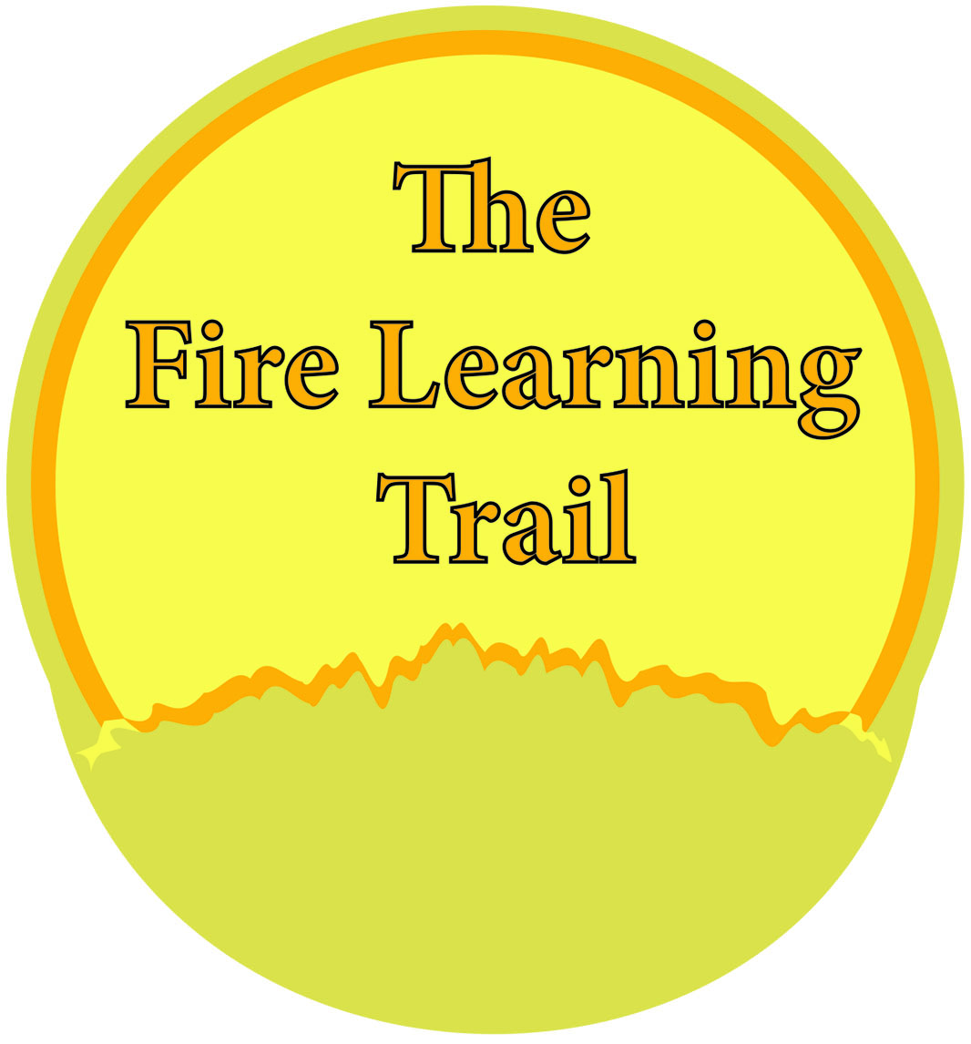 The Fire Learning Trail - is an enhanced interpretive trail with several locations throughout the Appalachian Mountains. The trail introduces visitors to the role of fire in this area as well as wildland firefighters and local history. The trail includes educational signs and a podcast-style audio tour that is available can be downloaded from this page, iTunes (search