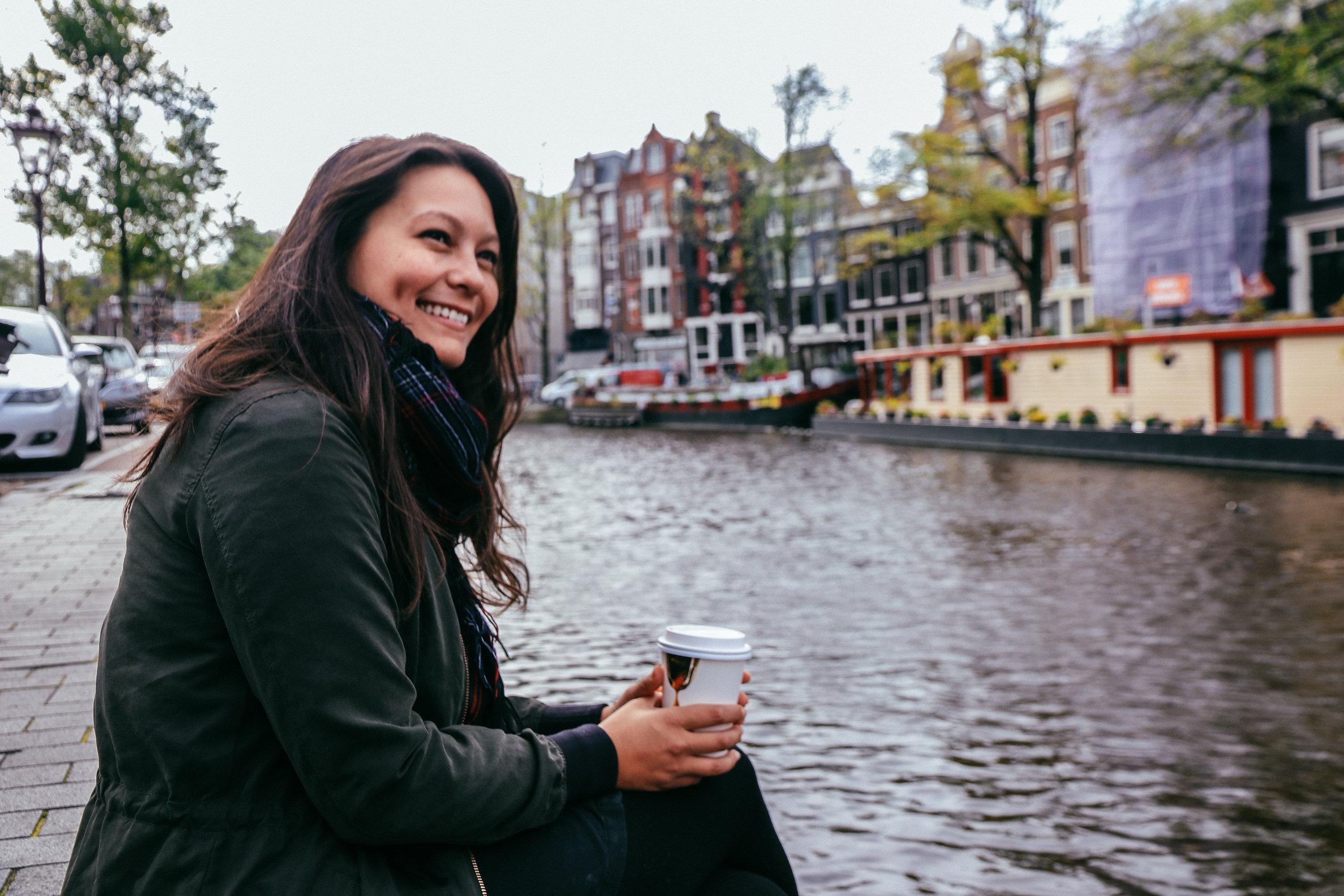 Photo by Steffie van Rhee in Amsterdam, August 2017