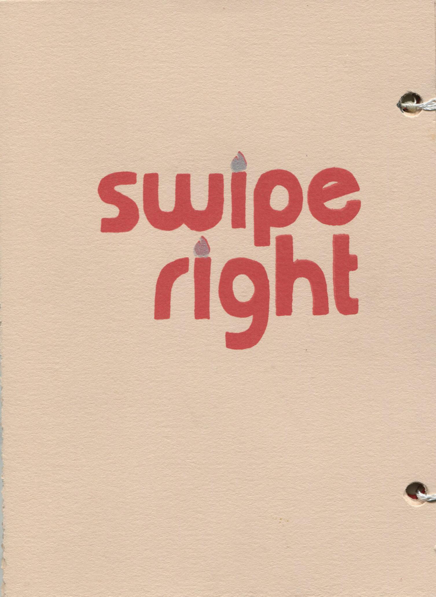 Swipe Right , 2015