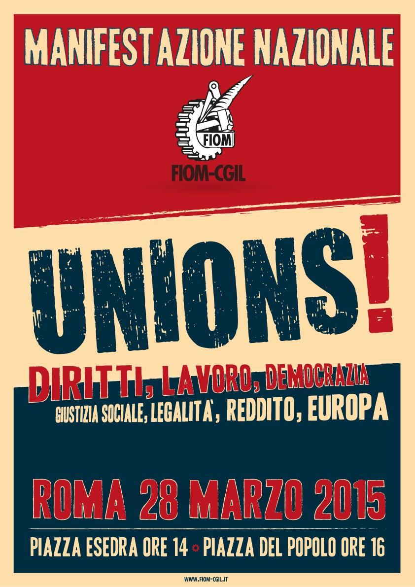 Per i pullman da Milano per la manifestazione del 28 chiama lo0255025227