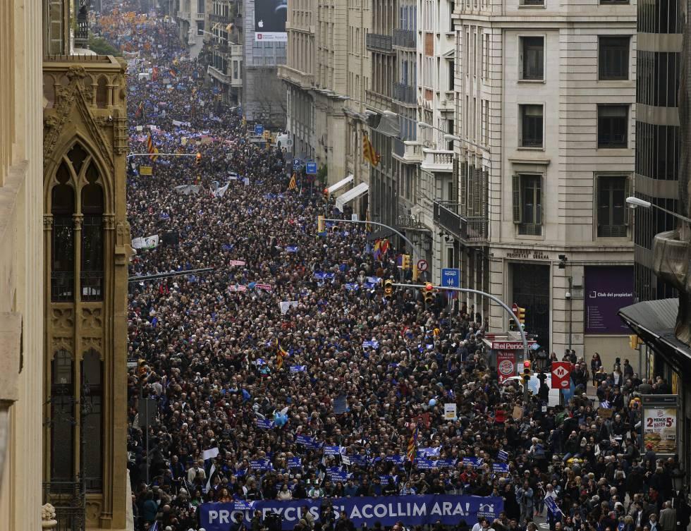 Barcellona, 18 febbraio 2017